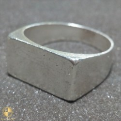 Handmade male ring