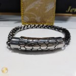 Male stainless steel bracelet
