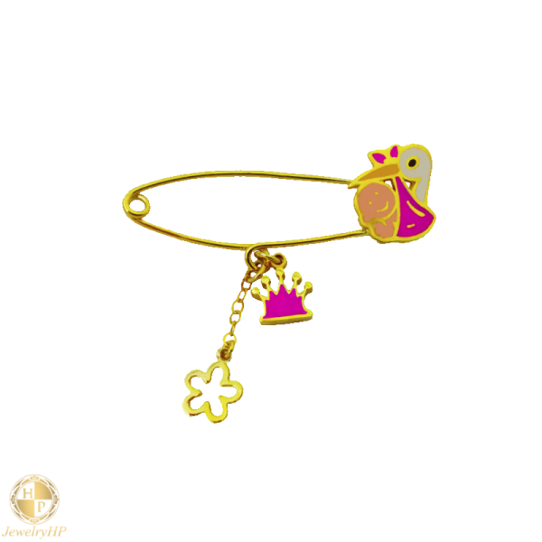 Brooch for girl 410401