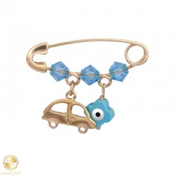 Brooch for boy 410406