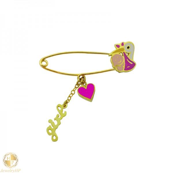 Brooch for girl 410410