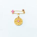 Brooch for girl 4104102