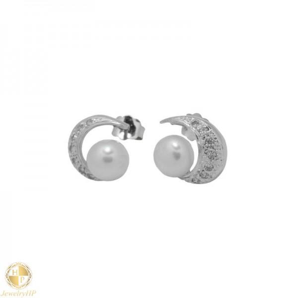 Female earrings #410506W