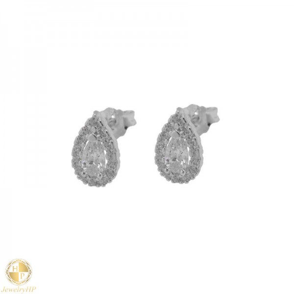 Female earrings #410519W