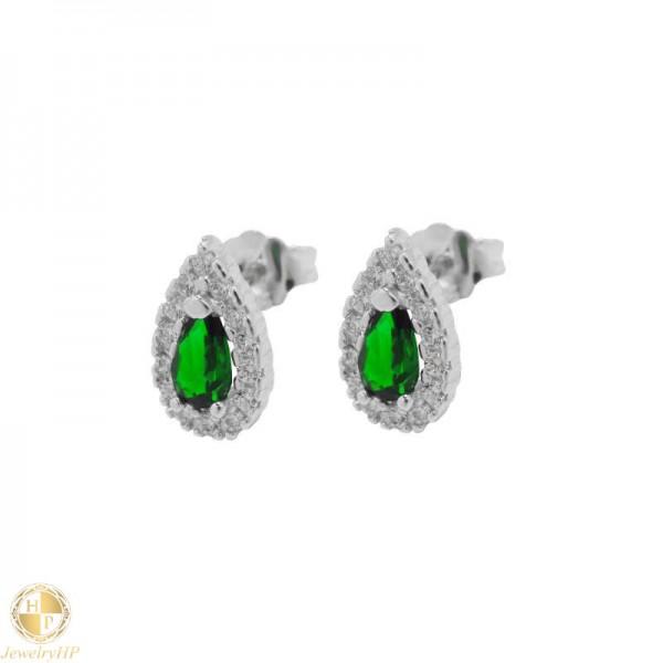 Female earrings #410520W