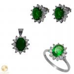 Jewelry set by gold 410618W
