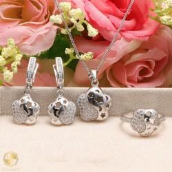 Jewelry set 410619