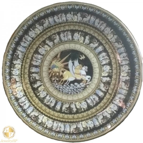 Wall plate with Phaethon