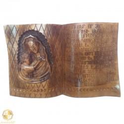 Mother of God with Jesus & Armenian prayer