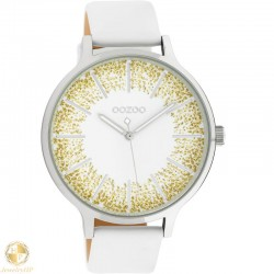 OOZOO woman watch with leather strap W4107C10565