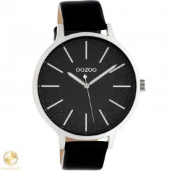 OOZOO woman watch with leather strap W4107C10569