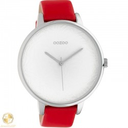 OOZOO woman watch with leather strap W4107C10570