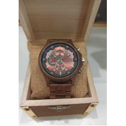 Wooden Watch JHP1010