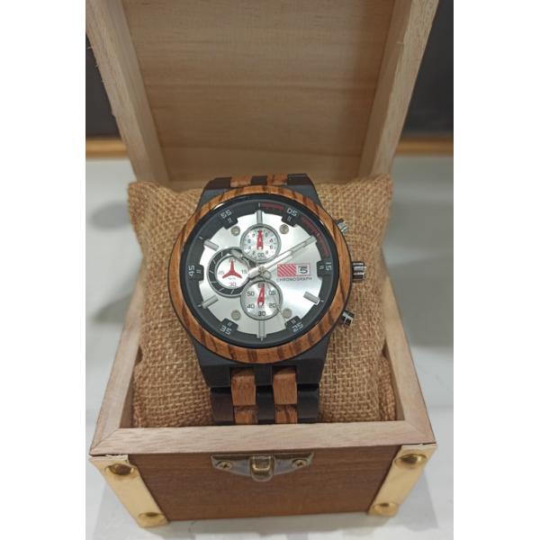 Wooden Watch JHP2020