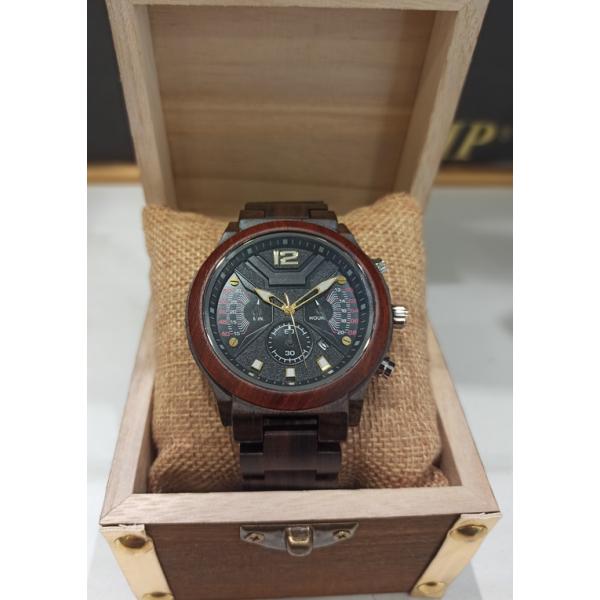 Wooden Watch  JHP1022