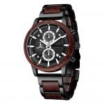Wooden Watch  JHP3016