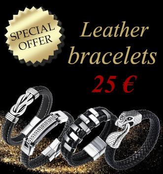 leather-bracelets