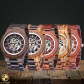 Wooden watches (3)