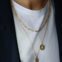 Male necklaces