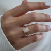 Solitaire rings (24)