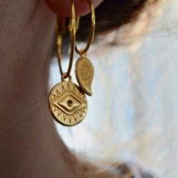 Female earrings
