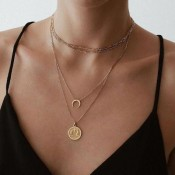 Layering necklaces (7)