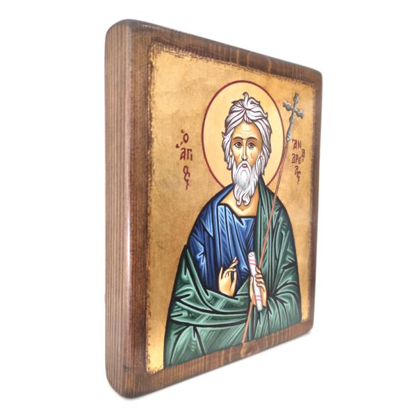 Saint Andreas Hagiography