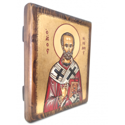 Saint Nikolaos Hagiography