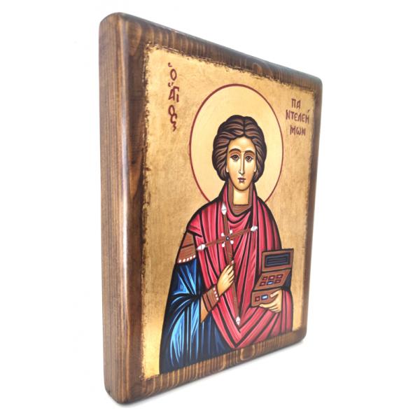 Saint Panteleimon Hagiography