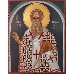 Saint Athanasios Hagiography