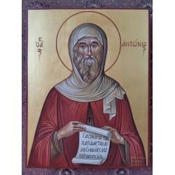 Saint Antonios Hagiography